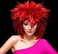周迅非主流女生发型,请叫我'火狐'